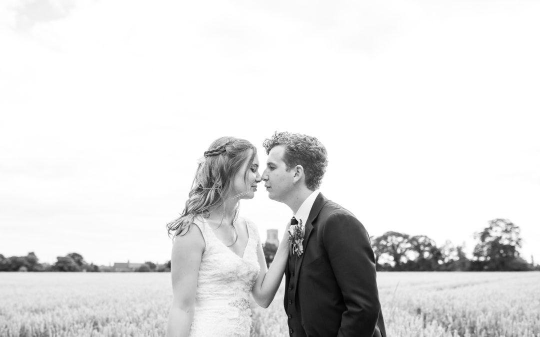 Norfolk Garden Wedding | Will & Chloe