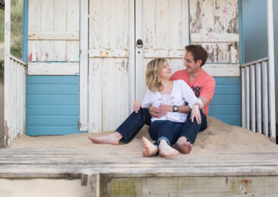 Engagement Photography | Wells, Norfolk | Gemma & Marcus