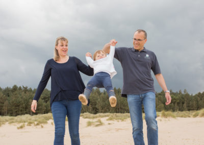 North Norfolk Beach | Family Photography | The Dempers